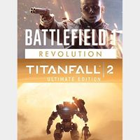 Battlefield 1 Revolution And Titanfall 2 Ultimate Edition Bundle [PC/Origin] [Full Games Key] [Region: U.S.] [Instant Delivery]