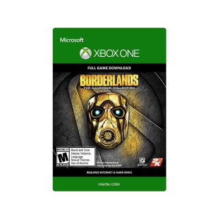 Borderlands: The Handsome Collection [ Microsoft Xbox One ] [ Full Game Key ] [ Region: U.S. ] [ Instant Delivery ]