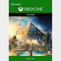 Assassin's Creed Origins [Microsoft Xbox One, X|S] [Full Game Key] [Region: U.S.] [Instant Delivery]