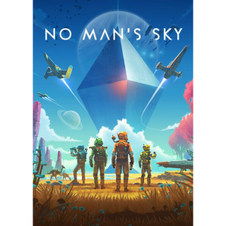 No Man's Sky [PC / Steam] [Full Game Key] [Region: Global] [Instant Delivery]