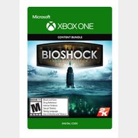 BioShock The Collection [Microsoft Xbox One] [Full Game Key] [Region: U.S.] [Instant Delivery]