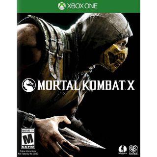 Mortal Kombat X [Microsoft Xbox One, X S] [Full Game Key] [Region: U.S.] [Instant Delivery]