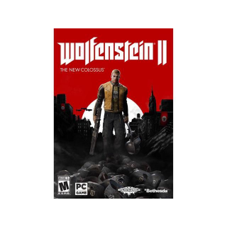 Wolfenstein II 2: The New Colossus [ PC / Steam ] [ Full Game Key ] [ Region: Global ] [ Instant Delivery ]