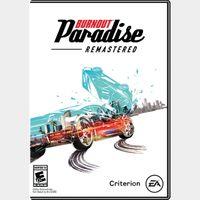 Burnout Paradise Remastered [ PC / Origin ] [ Full Game Key ] [ Region: U.S. ] [ Instant Delivery ]