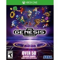 SEGA Genesis Classics [Microsoft Xbox One] [Full Game Key] [Region: U.S.] [Instant Delivery]