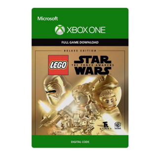 LEGO Star Wars: The Force Awakens Deluxe Edition [Microsoft Xbox One] [Full Game Key] [Region: U.S.] [Instant Delivery]