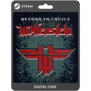 Return to Castle Wolfenstein [ PC / Steam ] [ Full Game Key ] [ Region: Global ] [ Instant Delivery ]