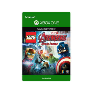 LEGO Marvel's Avengers Deluxe Edition [Microsoft Xbox One] [Full Game Key] [Region: U.S.] [Instant Delivery]