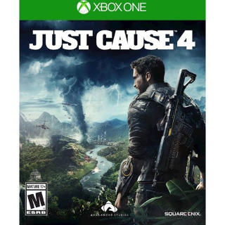 Just Cause 4 [ Microsoft Xbox One ] [ Full Game Key ] [ Region: U.S. ] [ Instant Delivery ]