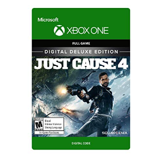 Just Cause 4 - Digital Deluxe Edition [ Microsoft Xbox One ] [ Full Game Key ] [ Region: U.S. ] [ Instant Delivery ]