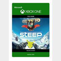 Steep [Microsoft Xbox One] [Full Game Key] [Region: U.S.] [Instant Delivery]