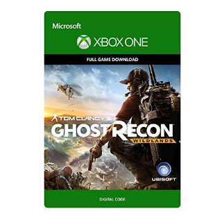 Tom Clancy's Ghost Recon Wildlands [ Microsoft Xbox One ] [ Full Game Key ] [ Region: U.S. ] [ Instant Delivery ]