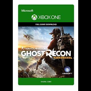 Tom Clancy's Ghost Recon Wildlands [ Microsoft Xbox One ] [ Full Game Key ] [ Region: U.S. ] [ Instant Delivery ]