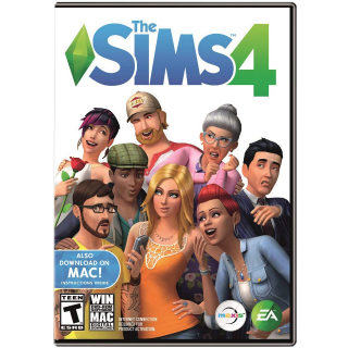 The Sims 4 [ PC, Mac / Origin ] [ Full Game Key ] [ Region: U.S. ] [ Instant Delivery ]