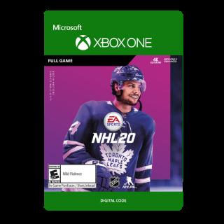 NHL 20 [ Microsoft Xbox One ] [ Full Game Key ] [ Region: U.S. ] [ Instant Delivery ]