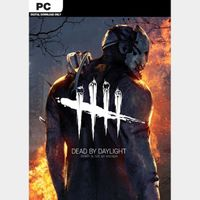 Dead by Daylight [PC / Steam] [Full Game Key] [Region: Global] [Instant Delivery]