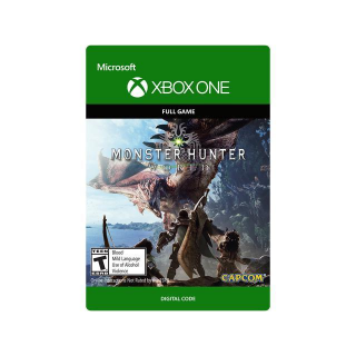Monster Hunter: World [ Microsoft Xbox One ] [ Full Game Key ] [ Region: U.S. ] [ Instant Delivery ]
