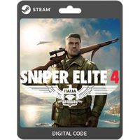 Sniper Elite 4 [PC / Steam] [Full Game Key] [Region: Global] [Instant Delivery]