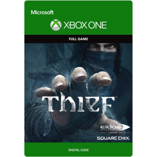 Thief [ Microsoft Xbox One ] [ Full Game Key ] [ Region: U.S. ] [ Instant Delivery ]
