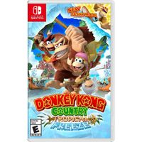 Donkey Kong Country: Tropic Freeze [ Nintendo Switch ] [ Full Game Key ] [ Region: U.S. ] [ Instant Delivery ]
