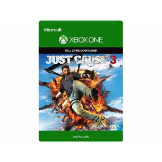 Just Cause 3 [ Microsoft Xbox One ] [ Full Game Key ] [ Region: U.S. ] [ Instant Delivery ]