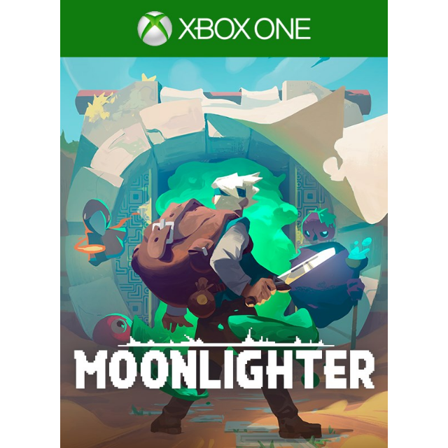 Moonlighter [ Microsoft Xbox One / PC: Windows 10 ] [ Full Game Key