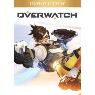 Overwatch Legendary Edition [ PC / Battle.net ] [ Full Game Key ] [ Region: Global ] [ Instant Delivery ]