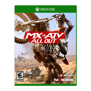 MX vs ATV All Out [Microsoft Xbox One] [Full Game Key] [Region: U.S.] [Instant Delivery]
