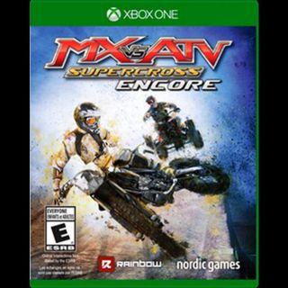 MX vs. ATV Supercross Encore [Microsoft Xbox One, X|S] [Full Game Key] [Region: U.S.] [Instant Delivery]