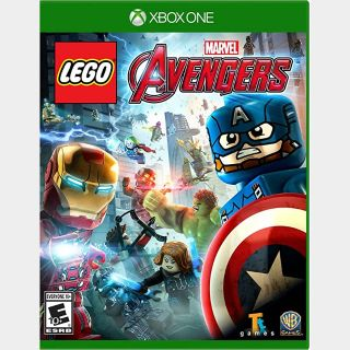LEGO Marvel's Avengers [Microsoft Xbox One, X|S] [Full Game Key] [Region: U.S.] [Instant Delivery]