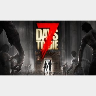 7 DAYS TO DIE [PC / Steam] [Full Game Key] [Region: Global] [Instant Delivery]