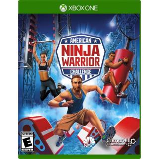 American Ninja Warrior: Challenge [ Microsoft Xbox One ] [ Full Game Key ] [ Region: U.S. ] [ Instant Delivery ]