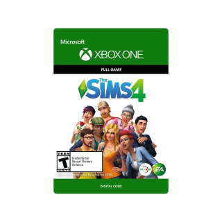 The Sims 4 [ Microsoft Xbox One ] [ Full Game Key ] [ Region: U.S. ] [ Instant Delivery ]