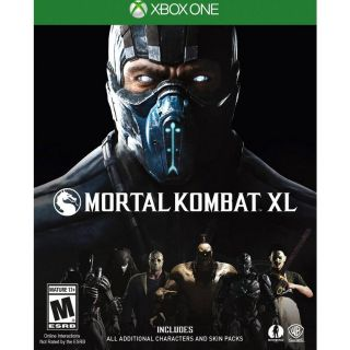 Mortal Kombat XL [Microsoft Xbox One, X|S] [Full Game Key] [Region: U.S.] [Instant Delivery]