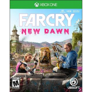 Far Cry: New Dawn [Microsoft Xbox One, X S] [Full Game Key] [Region: U.S.] [Instant Delivery]