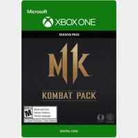 Mortal Kombat 11 Kombat Pack [Microsoft Xbox One] [Game Add-on Key] [Region: U.S.] [Instant Delivery]