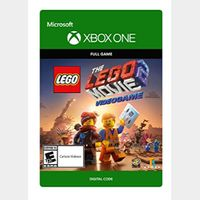 The LEGO Movie 2 Videogame [Microsoft Xbox One] [Full Game Key] [Region: U.S.] [Instant Delivery]
