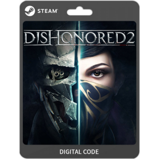 Dishonored 2 [ PC / Steam ] [ Full Game Key ] [ Region: Global ] [ Instant Delivery ]