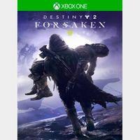 Destiny 2: Forsaken Upgrade [Microsoft Xbox One] [Upgrade Key] [Region: U.S.] [Instant Delivery]