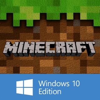 Minecraft Windows 10 Edition Global Key