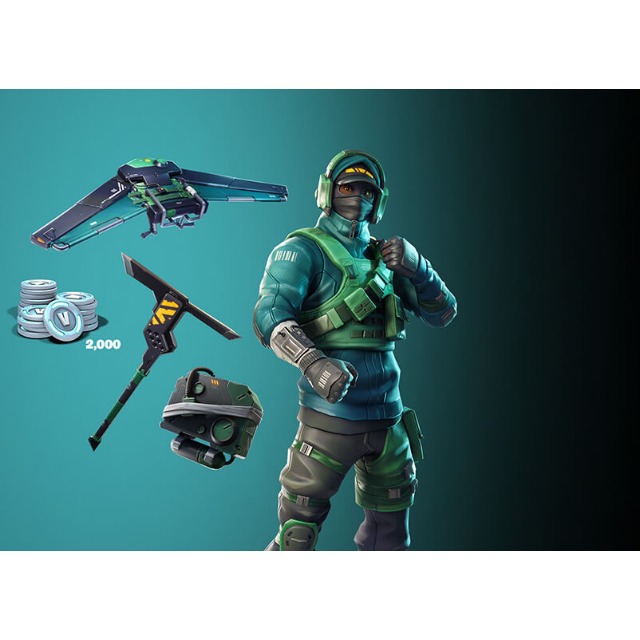 Fortnite Counterattack set EPIC GAMES CODE - Other Games