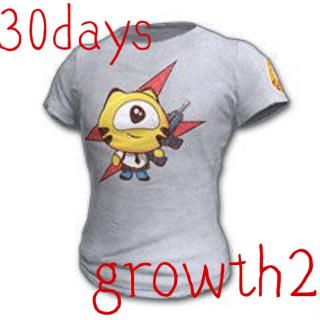 PUBG | HUYA T-Shirt 30days auto