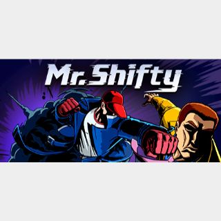 Mr. Shifty *Instant Steam Key*