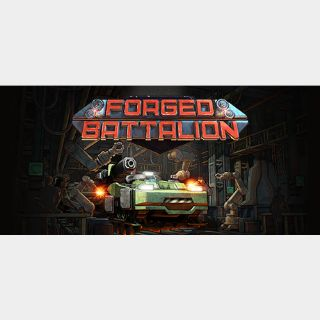 Forged Battalion *Instant Steam Key*