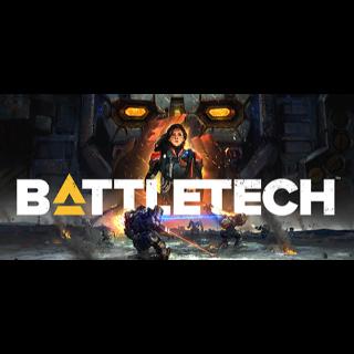 BATTLETECH + 2 DLC (BATTLETECH - Flashpoint & BATTLETECH - Shadow Hawk Pack)