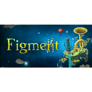 Figment *Instant Steam Key*