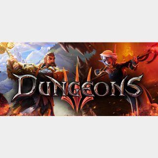 Dungeons 3 *Instant Steam Key*