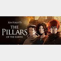 Ken Follett's The Pillars of the Earth *Instant Steam Key*