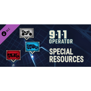 911 Operator + 911 Operator - Special Resources DLC