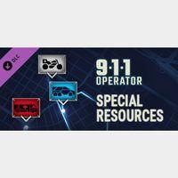 911 Operator + 911 Operator - Special Resources DLC